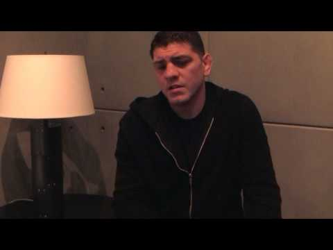 UFC 183: Nick Diaz Interview - The Time is Now