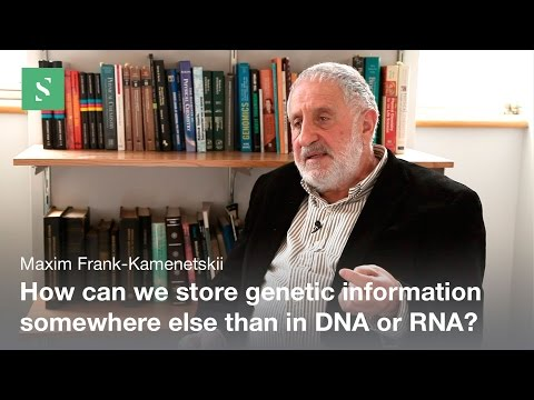 000 - Artificial DNA - Maxim D. Frank-Kamenetskii