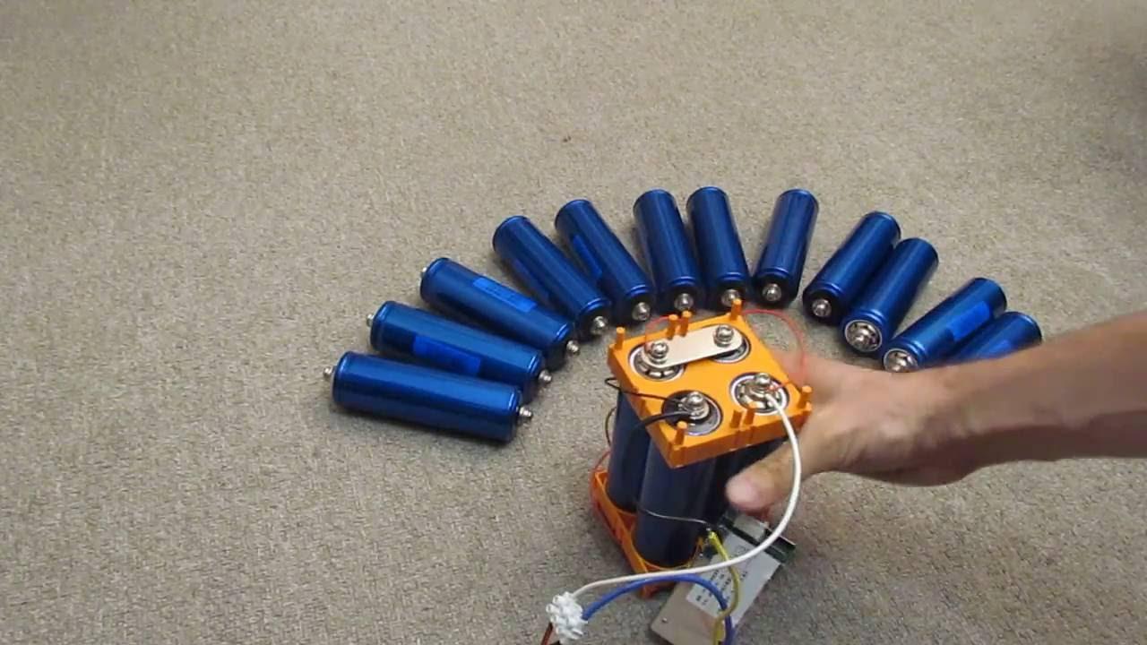 Аккумулятор своими руками 12 в 121