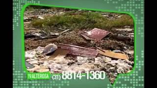 Bota-fora clandestino incomoda moradores de Ribeir�o das Neves