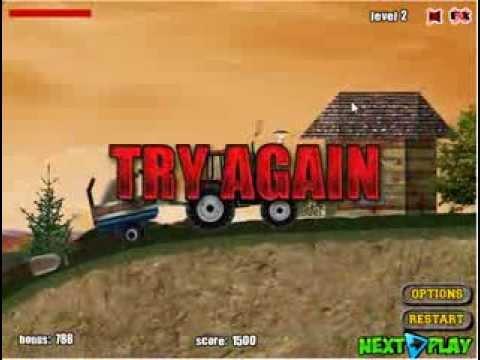 Jocuri cu tractoare online