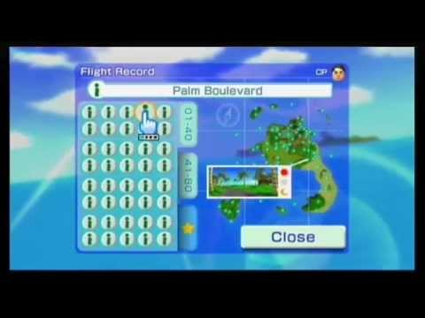 Wii Sports Resort Island Flyover Cheats
