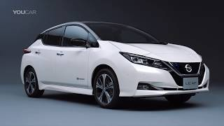 Nissan Leaf (2018) More Power, More Autonomy. YouCar Car Reviews.
