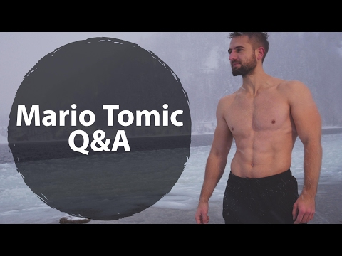 Mario Tomic Q&A | Training, Nutrition, Success