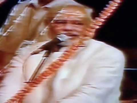Narendra modi Ganga aarti speech at Varanasi 'Dashashwamedh ghat' Exclusive part 1