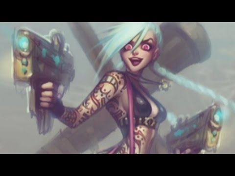 What JINX Could Have Been - League of Legends