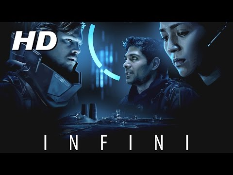 INFINI, Ciencia ficción-Terror Australiana (Tráiler HD)