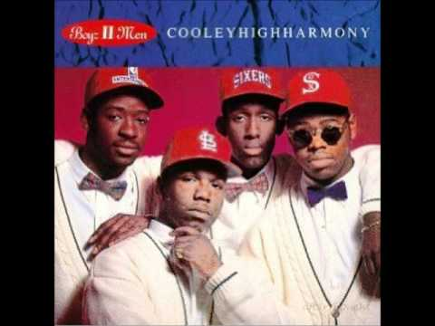 you tube boyz ii men: