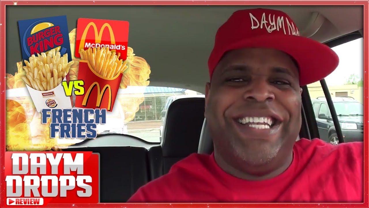McDonald's vs Burger K...