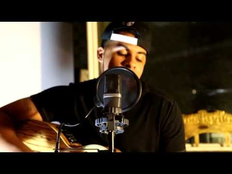 Drake - Hold On We're Going Home (Malik Acoustic Cover)