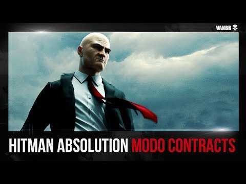 Hitman Absolution - Modo Contracts (Dificuldade Purist)