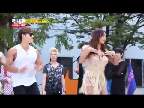 [ep 162] Running Man  - Opening (Kim Jong Kook cut)