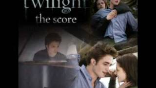Twilight Score: Bella's Lullaby