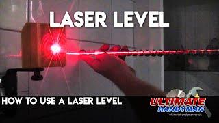 PLS laser level