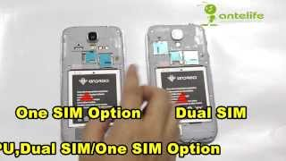 Best Clone Of Samsung S4 I9500------- GT-i9502