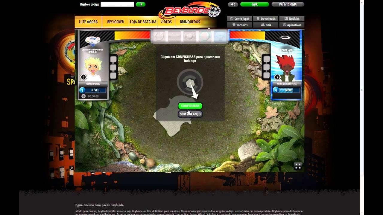 beyblade battles online
