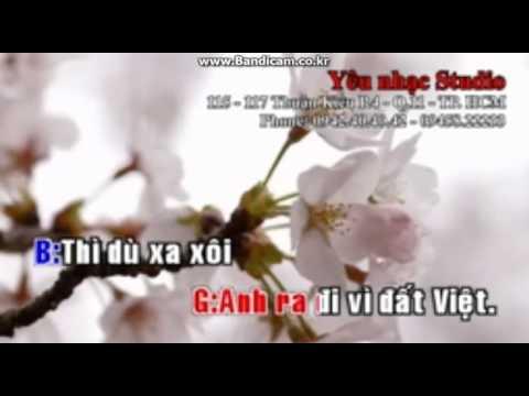 bài ca kỷ niệm karaoke (song ca với nhớthương)