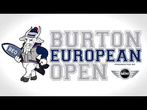 Burton European Open 2014 - Teaser