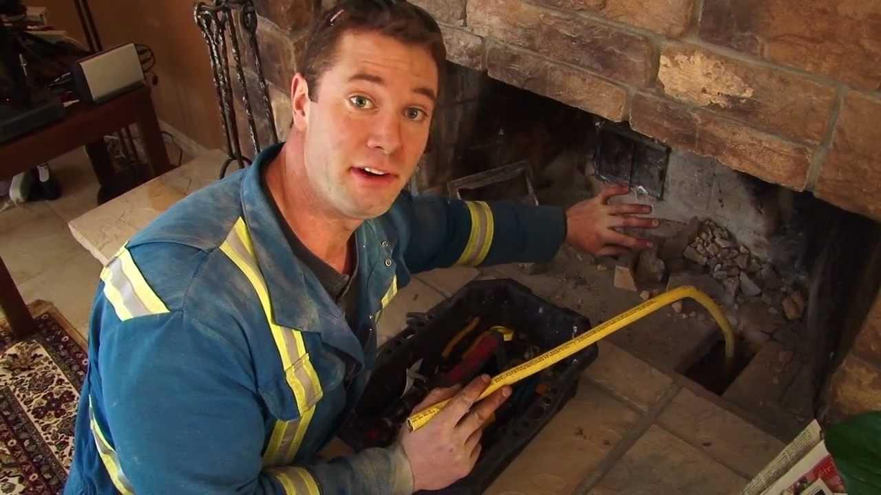 Fireplace Install Gasline Call Today 403 815 6507 Www
