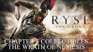 RYSE: Son Of Rome - Chapter 7 Collectibles Guide (The Wrath Of Nemesis)