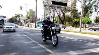 Yamaha Crosser 150 tem atributos para rodar na estrada e na cidade
