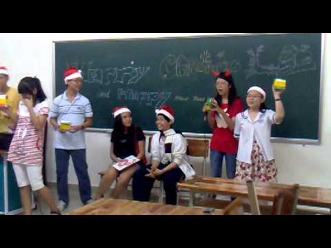 Noel lớp 8/8: Quảng cáo thuốc ho