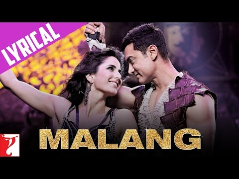 Malang - Full Song with Lyrics - Dhoom:3