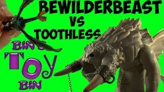 Toothless Battles The BEWILDERBEAST! How To Train Your