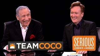 Mel Brooks: Serious Jibber-Jabber with Conan O'Brien