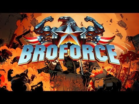 Broforce | Max in filme de actiune