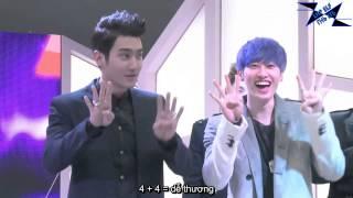 [VIETSUB] 130117 Phỏng vấn Super Junior M tại đài YinYueTai (3/3)