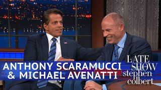 Anthony Scaramucci & Michael Avenatti Predict Trump's Fate