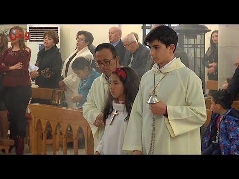 مسيحيو فلسطين يصلّون لعروبة القدس