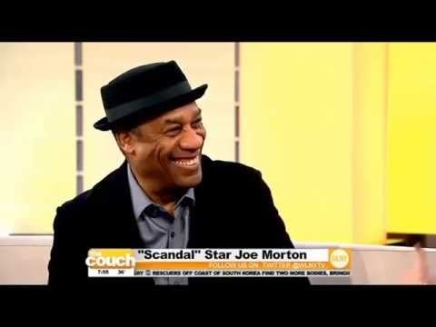 """Scandal"" Star Joe Morton Stops By The Couch"