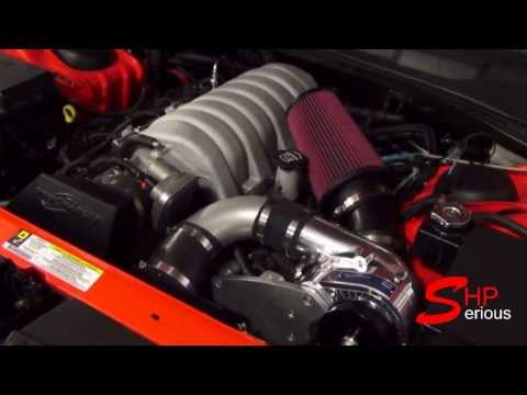 D1SC SRT8 Challenger Procharger Supercharger by SeriousHP certified su