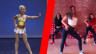 what happened to mackenzie ziegler's dancing?
