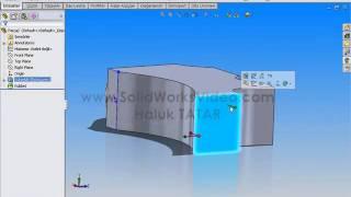 SolidWorks Zebra �izgileri