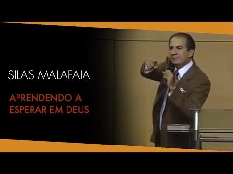 Pastor Silas Malafaia   Aprendendo a Esperar em Deus!!!   Pregação Evangélica Completa