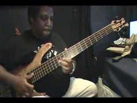 Bass Funk Slap Solo