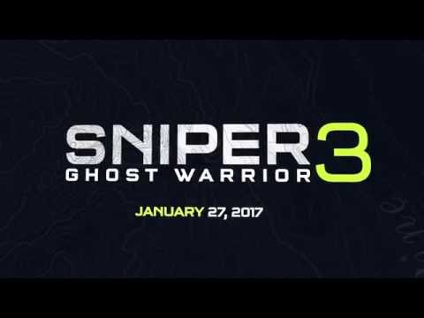 CI Games Sniper: Ghost Warrior 3 PS4