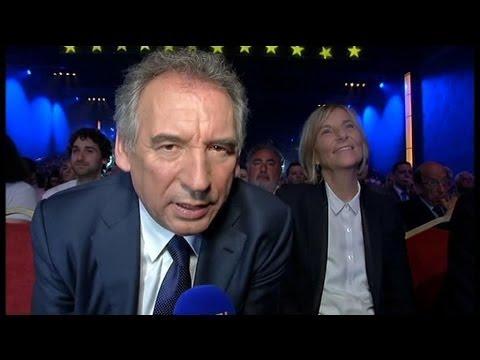 Elections européennes - Bayrou: