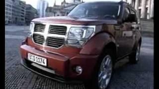 Automagazin Tempo: Fahrbericht Dodge Nitro videos