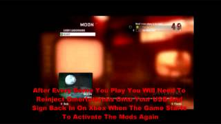 How To Mod Black Ops Zombies 1 Xbox Online With A USB