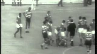 Benfica - 3 Sporting - 1 de 1969/1970 Final da Taça de Portugal