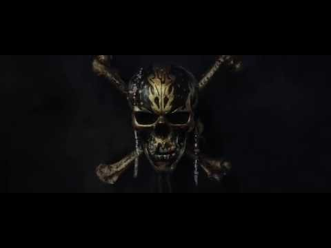Piratas do Caribe: A Vingança de Salazar - Teaser Trailer