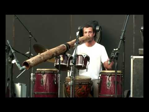 drum and didgeridoo yogev haruvi