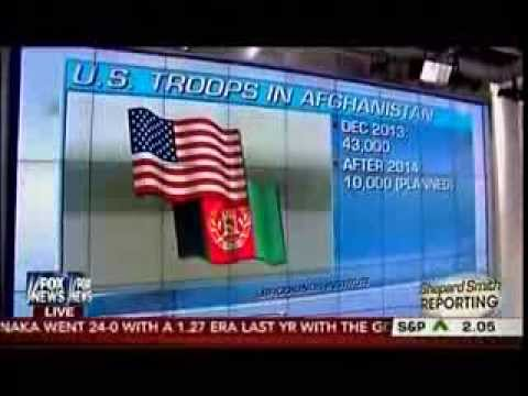 US Troops In Afghanistan New Proposal Would Keep 10,000 After 2014
