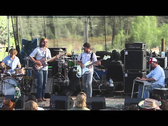 Grant Farm - Engineer (Live) - Campout for the Cause 2013