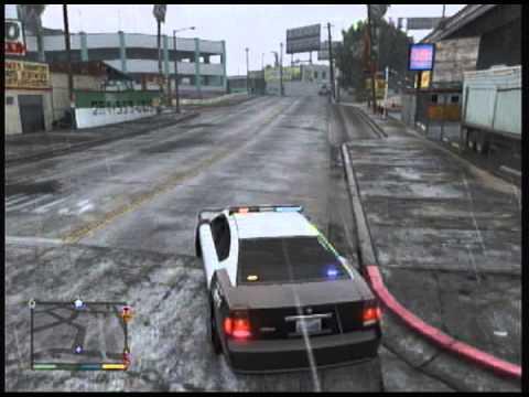 Game | Gta V Police Charger | Gta V Police Charger