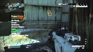 Call Of Duty Ghosts USB Mod Menu(PS4/PS3/XBOX 360/XBOX ONE